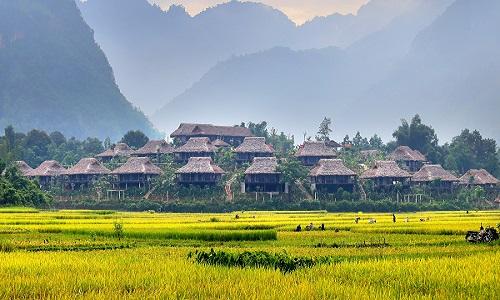 Tham khảo 5 khu nghỉ dưỡng THIÊN NHIÊN gần Hà Nội