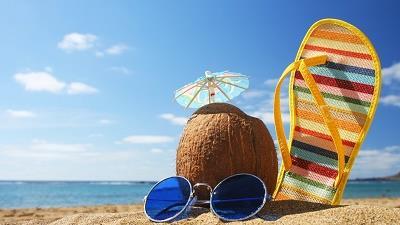 Bí kíp vàng giúp tránh nóng khi đi du lịch mùa hè