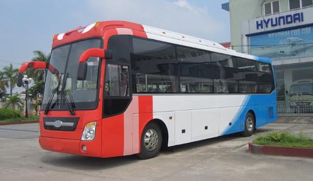 Thuê xe du lịch 47 chỗ Hyundai Universe