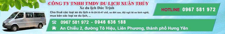Xe du lịch Đức Trịnh